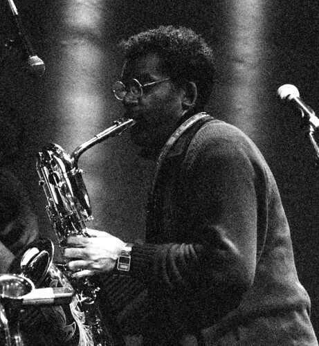 Anthony Braxton Jazz Cafe April 1991 13