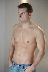 Steve Modelling Portfolio Produced by Shop Studios