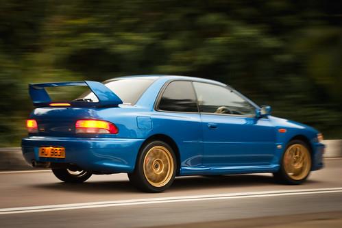 Subaru 22b Rally Subaru Impreza Wrx Sti 22b