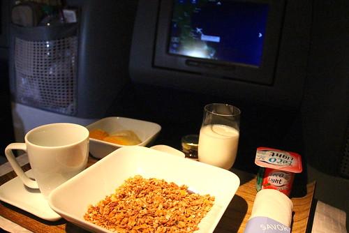 Business Class - Boeing 767-400 da Delta