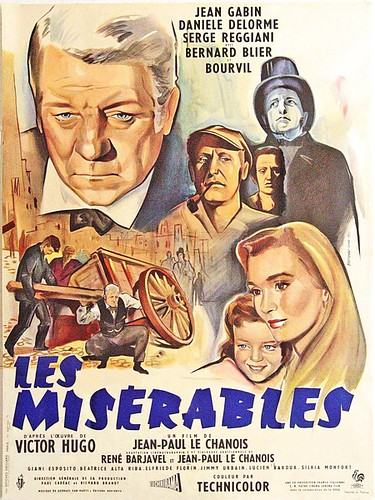 悲惨世界 Les misérables (1958)