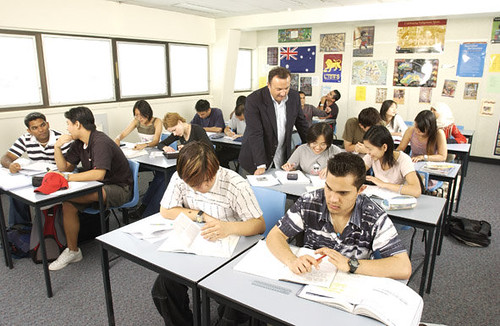 UQ Foundation Year Class Room