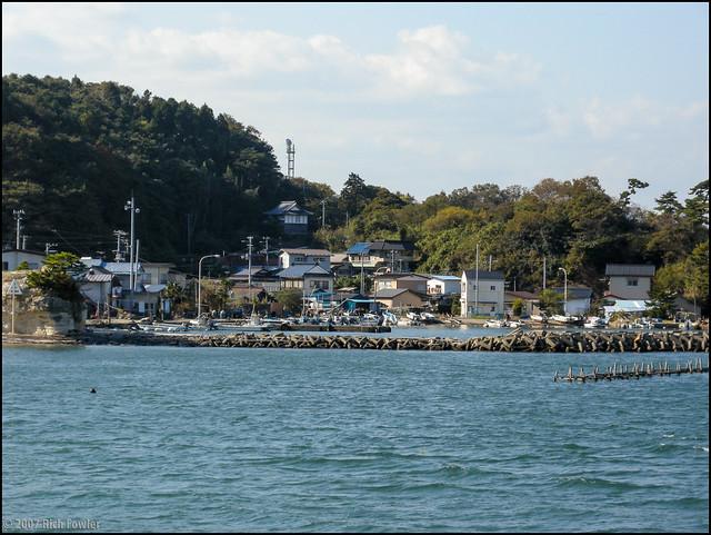 Matsushima Cruise--Uratoishihama