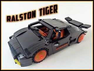 2014 Ralston Tiger