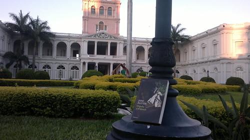 Paraguay - Sharon - Asunción: Palacio de Gobierno