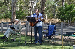 Worship in the Park with Blackwood Uniting Church