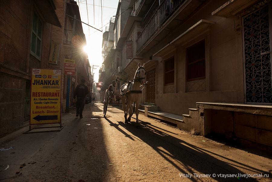 Small streets of Jodhpur, Jodhpur, India