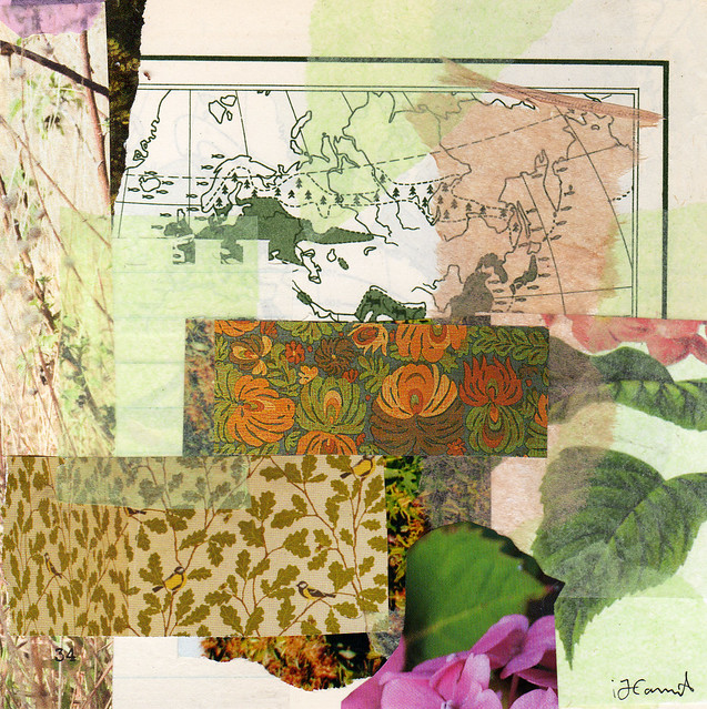 Collage: In the Wind