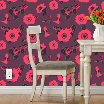 wallpaper anemone