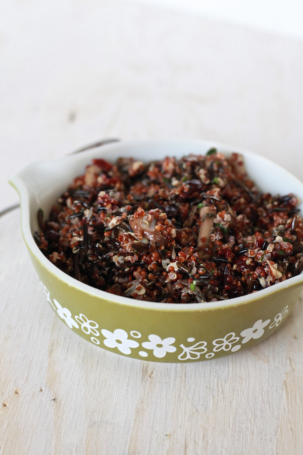 Wild Rice & Quinoa Salad 61
