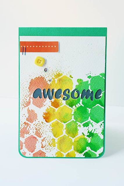 Awesome-card