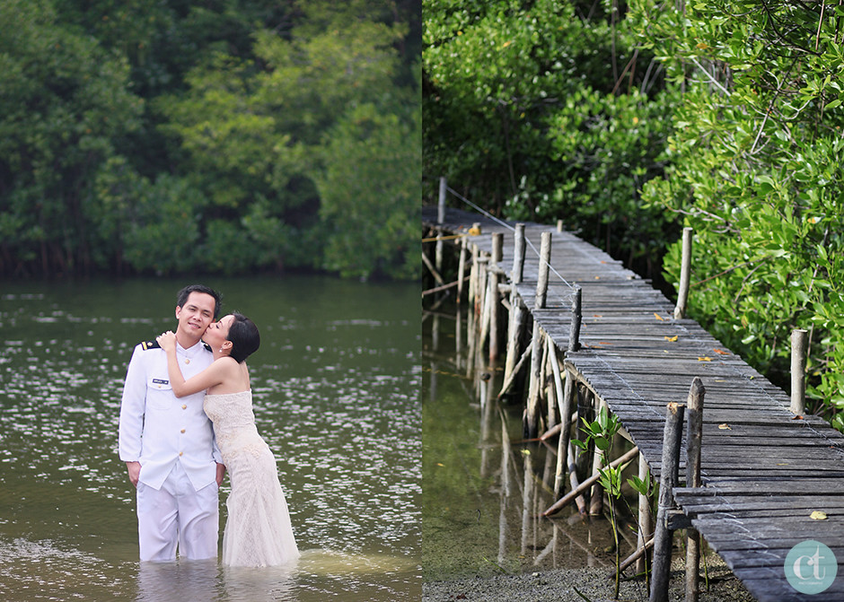 Wedding Photographer Cebu, Sumilon Island Resort Post-wedding Session