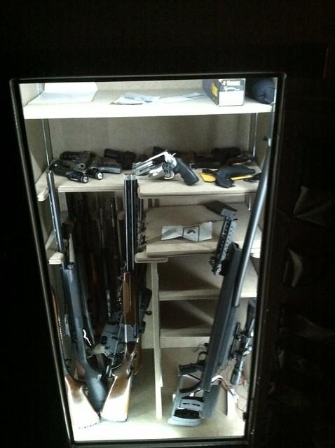 Led Gun Safe Light Kit Very Bright 40
