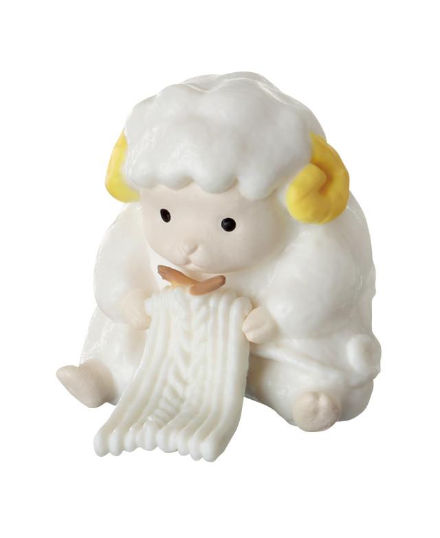 你們真的不是棉花糖? EPOCH 毛線的動物們 毛糸のどうぶつ