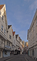 UK - York - High Petergate