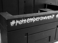 Remember Souvenir - Denis Meyers - Solvay Bruxelles 2016
