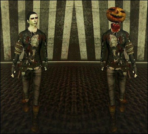 Pumpkin Guy - Free Avatar DrD Sim Wide Hunt