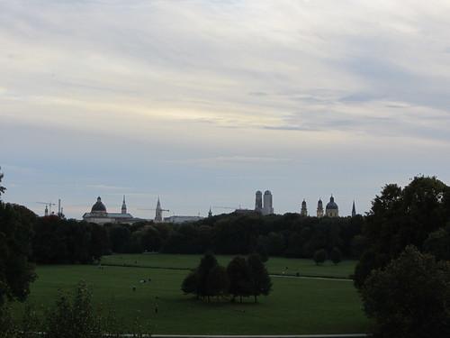 08.10.12 Monopteros, Englischer Garten, Munich