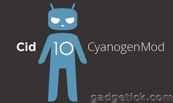 CyanogenMod 10 на Android 4.1.2