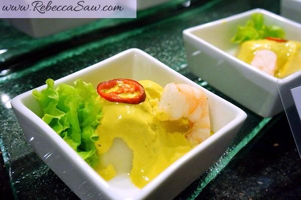 peruvian food KL - Ritz Carlton KL-011
