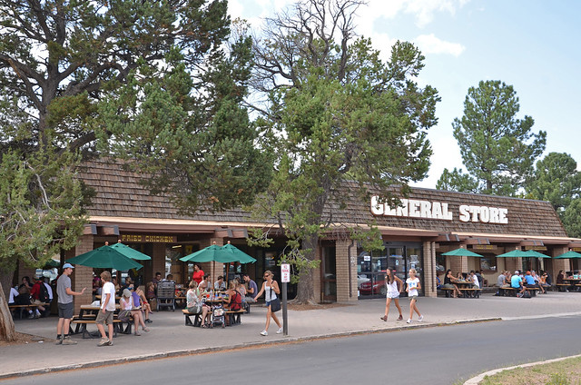 Grand Canyon National Park South Rim General Store 0495
