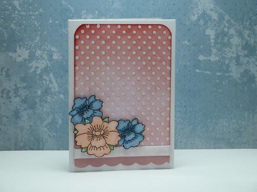 Flower card #107