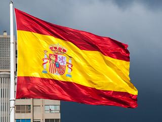 Imagem de Bandera. españa grancanaria spain flag canarias bandera canaryislands laspalmas laspalmasdegrancanaria