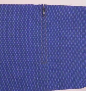 Finished Zipper