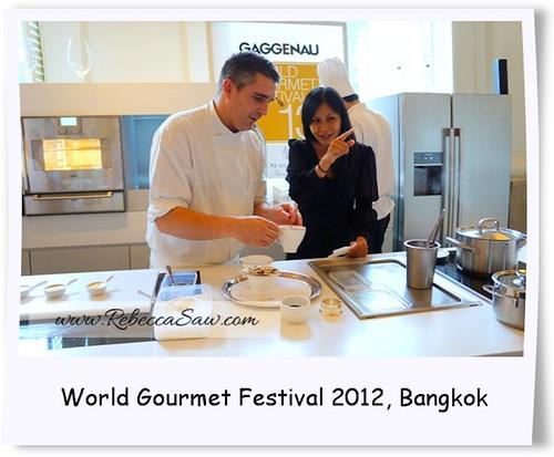 World Gourmet Festival, Bangkok