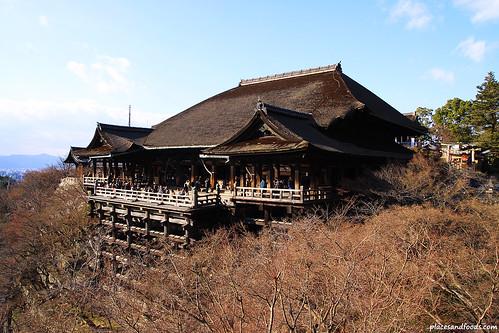 kiyomizudera temple overview