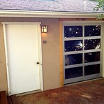 New Inside Garage Door