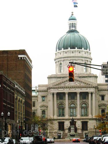Indianapolis Capitol Building