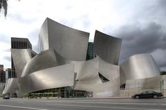 Frank Gehry - Walt Disney Concert Hall