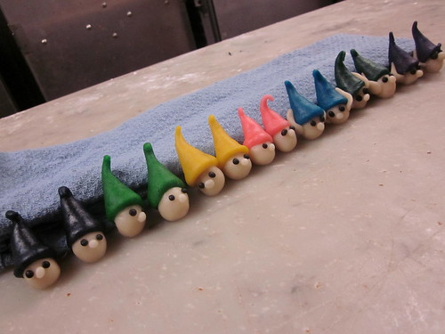 marzipan heads