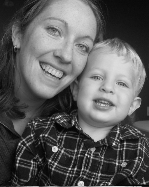 Mom & Alden