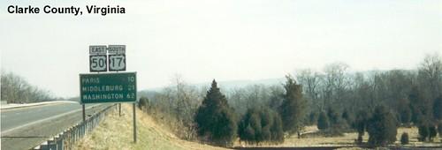 Clarke County VA
