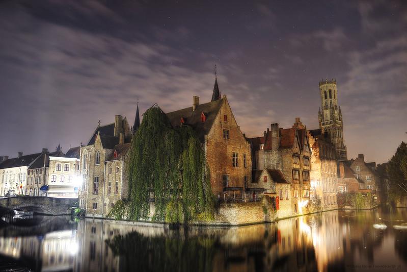 [urban] In Bruges