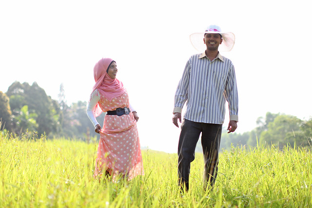 amin + farhana // gateaway pre-wedding