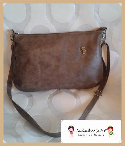 Bolsa LAA-052 by Linhas Arrojadas Atelier de Costura ® Trademark