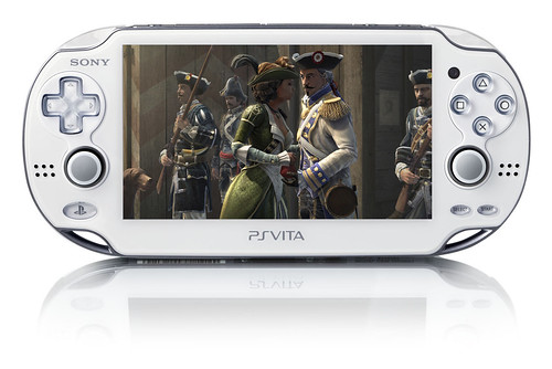 Assassin's Creed III: Liberation on PS Vita