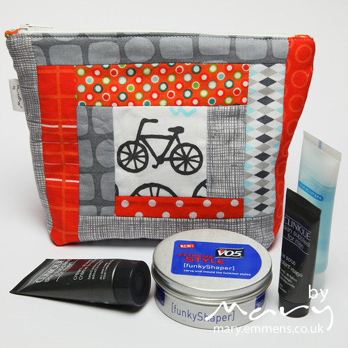 Bike wash bag