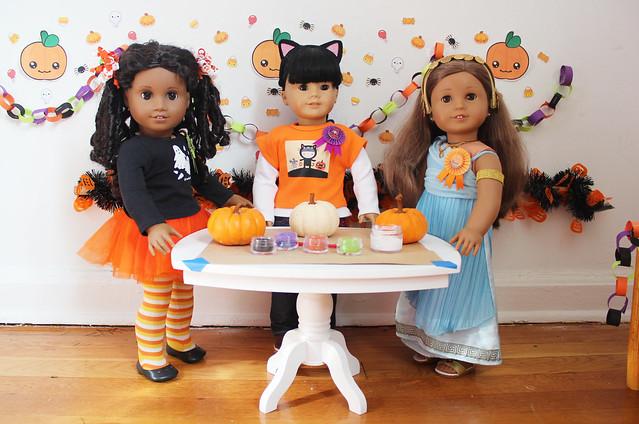 Glittering Pumpkins 2012: 4