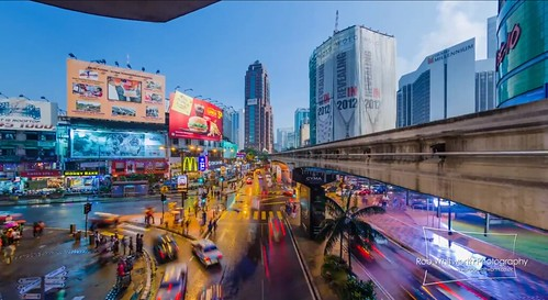 Rob Whitworth - Time lapse photographer releases stunning video of KL, Bukit Bintang