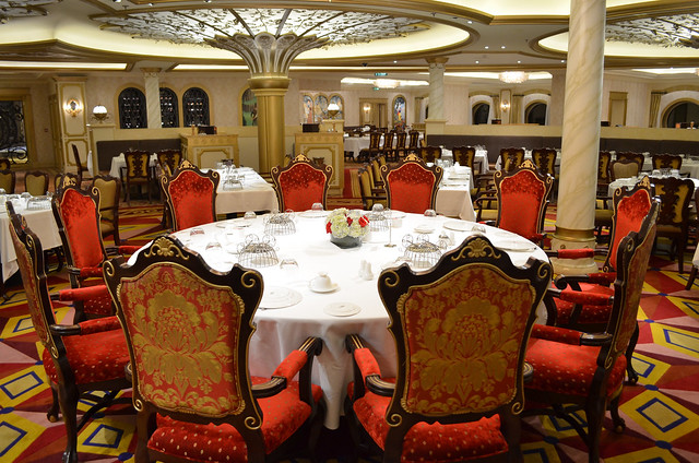 How Does Disney Cruise Rotational Dining Work