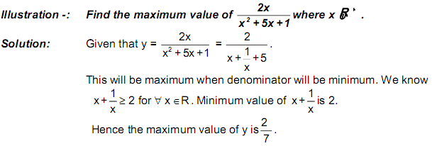 Class XI Maths Inequalities Examples