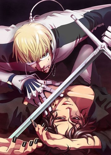 121018(2) – 吸血鬼獵人與真祖的基情冒險漫畫《血咒聖痕 Vassalord.》將在2013/3/15推出OVA、紀念完結!