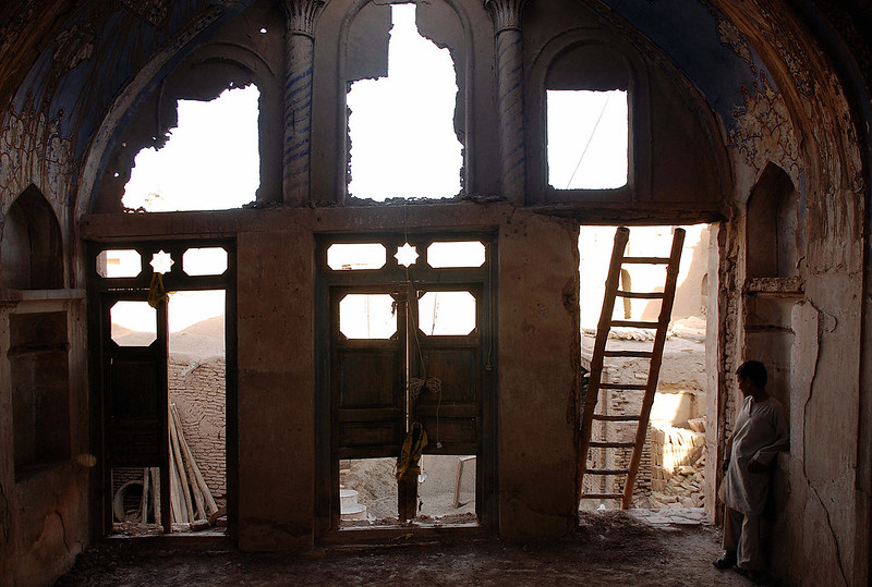 Synagogue in Kabul