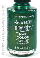 Fantasy Makers Emerald Green