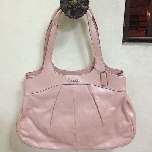 For Sale Coach Lexi Leather Pink