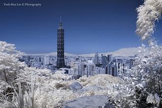IR Cityscape, Taipei 101 Skyscraper │ October 21, 2012
